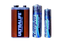 Lithium (Primary) Batteries